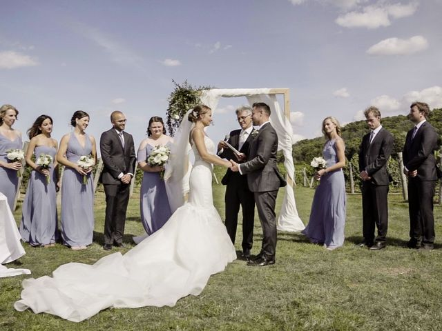 Kyle and Steff's wedding in Beamsville, Ontario 10