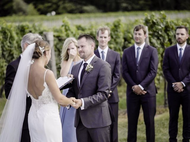 Kyle and Steff's wedding in Beamsville, Ontario 14