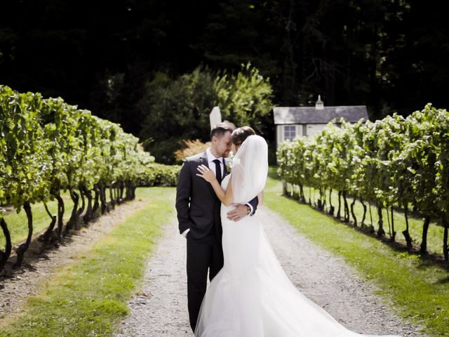 The wedding of Steff and Kyle