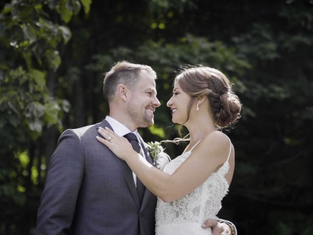 Kyle and Steff's wedding in Beamsville, Ontario 17