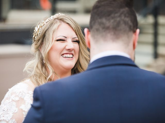Shawn and Kaley's wedding in Canmore, Alberta 32