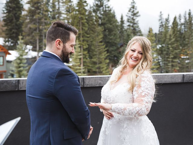 Shawn and Kaley's wedding in Canmore, Alberta 51