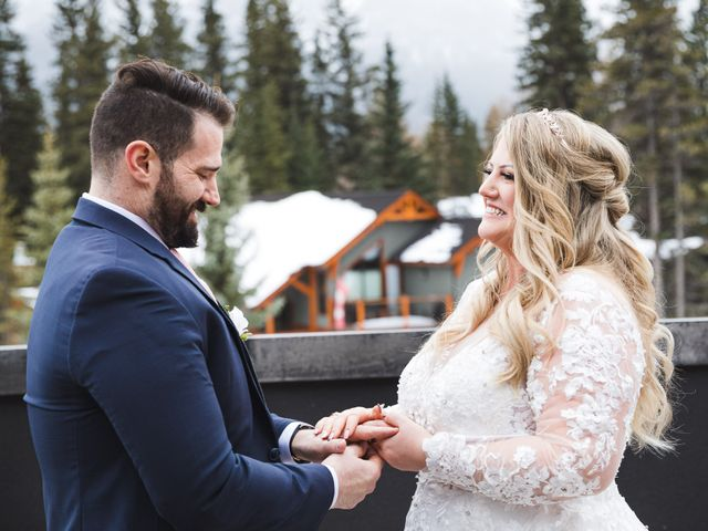 Shawn and Kaley's wedding in Canmore, Alberta 53