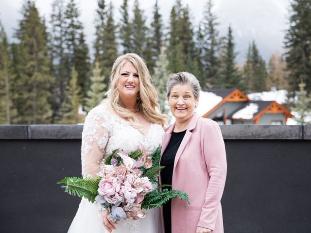 Shawn and Kaley's wedding in Canmore, Alberta 95
