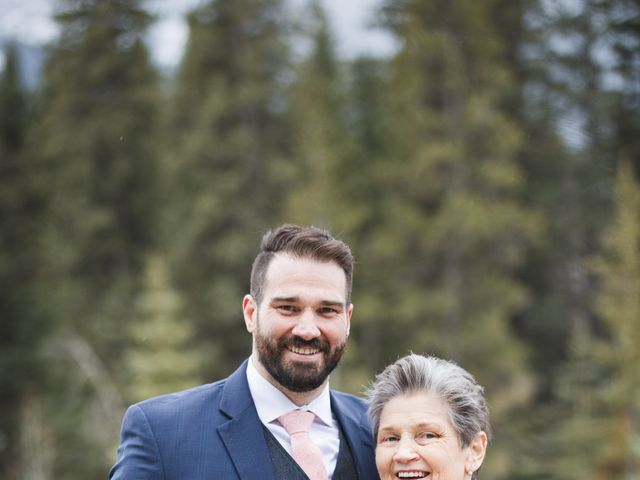 Shawn and Kaley's wedding in Canmore, Alberta 101
