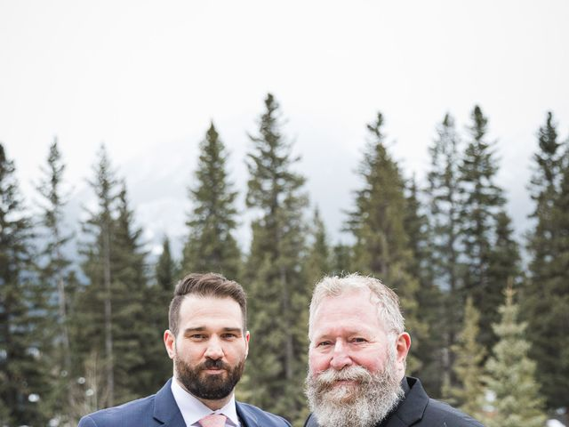 Shawn and Kaley's wedding in Canmore, Alberta 103