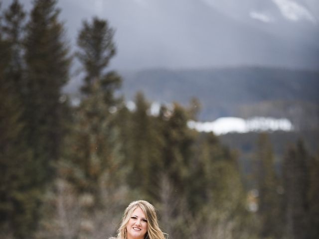 Shawn and Kaley's wedding in Canmore, Alberta 113