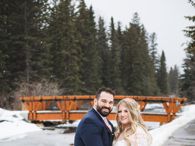 Shawn and Kaley's wedding in Canmore, Alberta 134