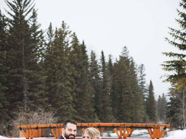Shawn and Kaley's wedding in Canmore, Alberta 137