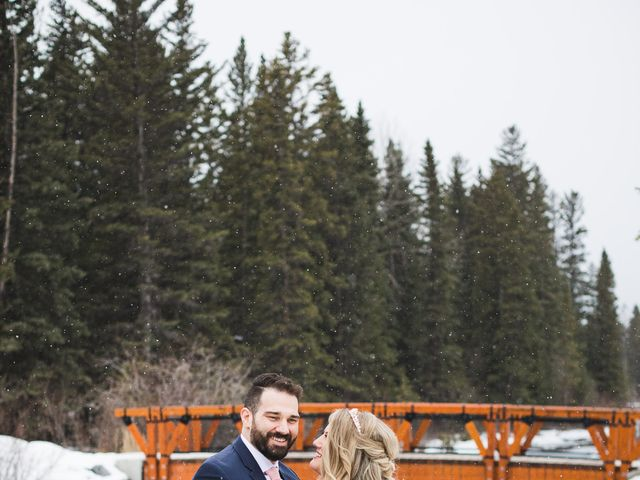 Shawn and Kaley's wedding in Canmore, Alberta 138