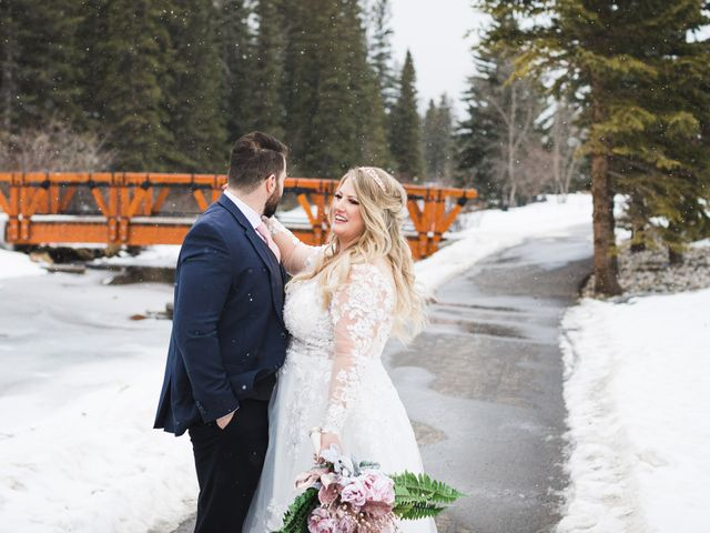 Shawn and Kaley's wedding in Canmore, Alberta 139