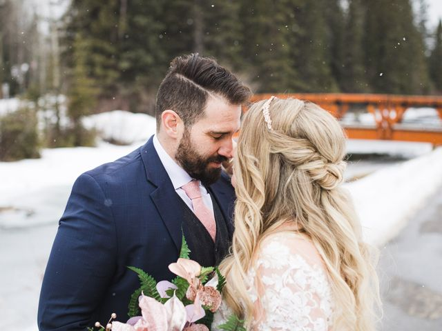 Shawn and Kaley's wedding in Canmore, Alberta 143