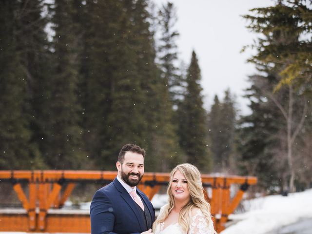 Shawn and Kaley's wedding in Canmore, Alberta 151