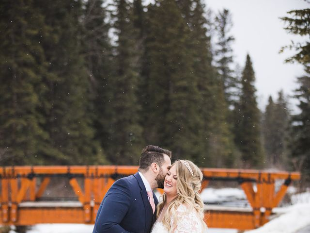 Shawn and Kaley's wedding in Canmore, Alberta 152