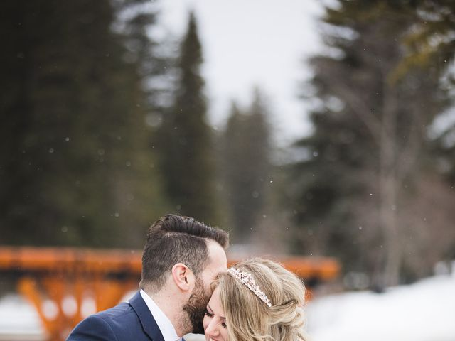 Shawn and Kaley's wedding in Canmore, Alberta 155