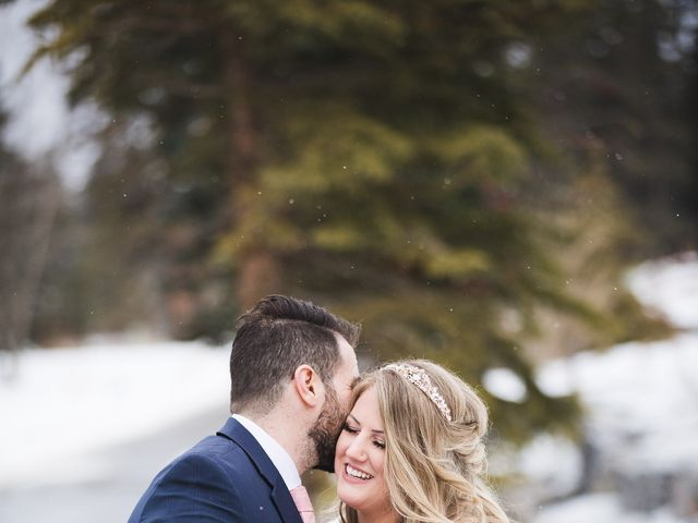 Shawn and Kaley's wedding in Canmore, Alberta 158