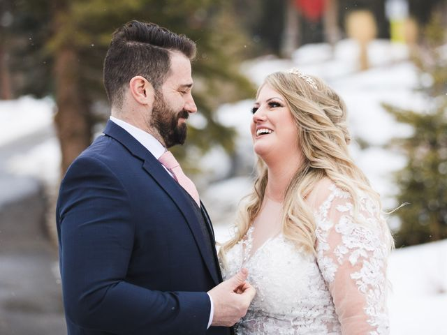 Shawn and Kaley's wedding in Canmore, Alberta 159