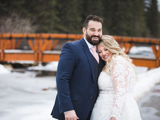 Shawn and Kaley's wedding in Canmore, Alberta 161
