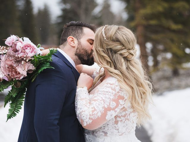 Shawn and Kaley's wedding in Canmore, Alberta 165