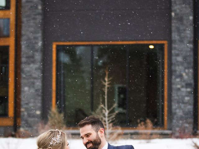 Shawn and Kaley's wedding in Canmore, Alberta 167