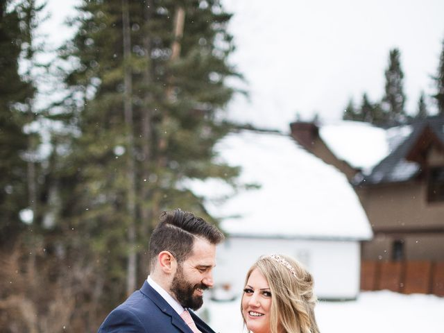 Shawn and Kaley's wedding in Canmore, Alberta 171