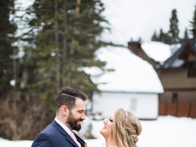 Shawn and Kaley's wedding in Canmore, Alberta 174
