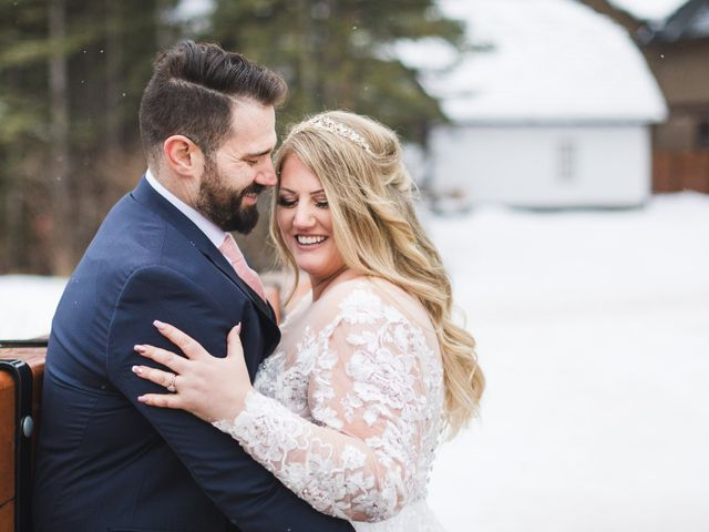 Shawn and Kaley's wedding in Canmore, Alberta 176