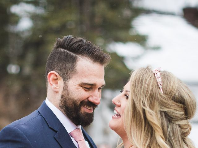 Shawn and Kaley's wedding in Canmore, Alberta 177