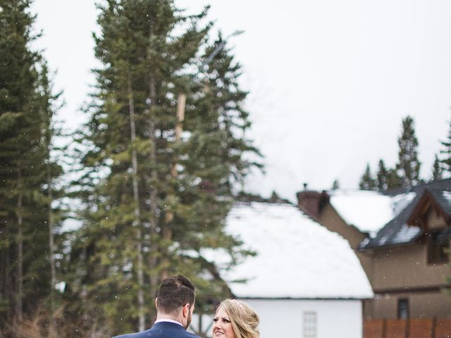 Shawn and Kaley's wedding in Canmore, Alberta 178