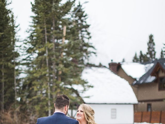 Shawn and Kaley's wedding in Canmore, Alberta 179