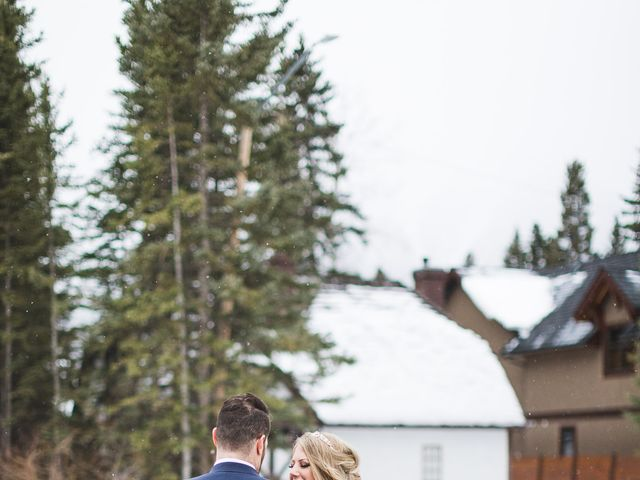 Shawn and Kaley's wedding in Canmore, Alberta 181