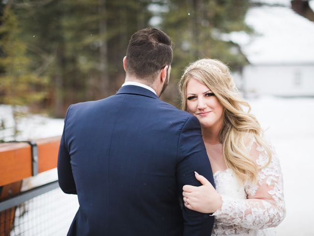 Shawn and Kaley's wedding in Canmore, Alberta 184
