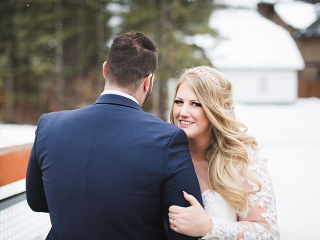 Shawn and Kaley's wedding in Canmore, Alberta 185
