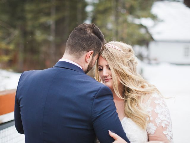 Shawn and Kaley's wedding in Canmore, Alberta 187