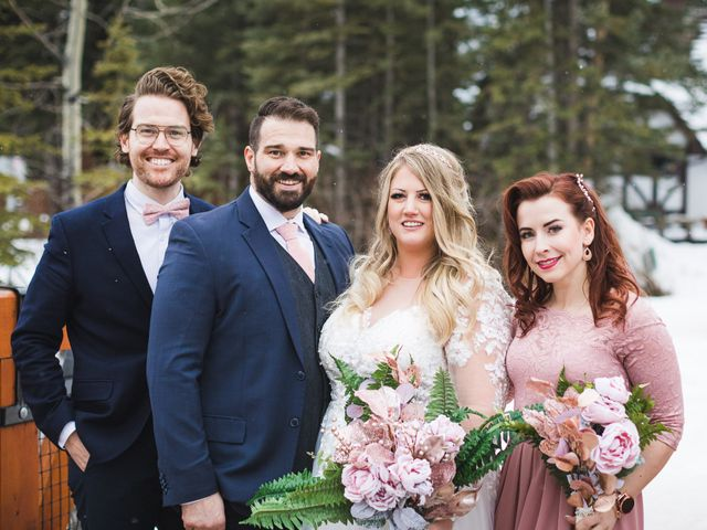 Shawn and Kaley's wedding in Canmore, Alberta 188