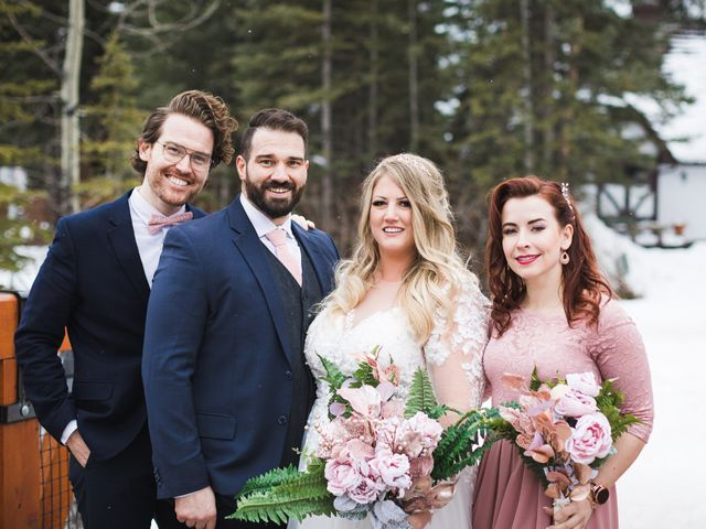 Shawn and Kaley's wedding in Canmore, Alberta 189