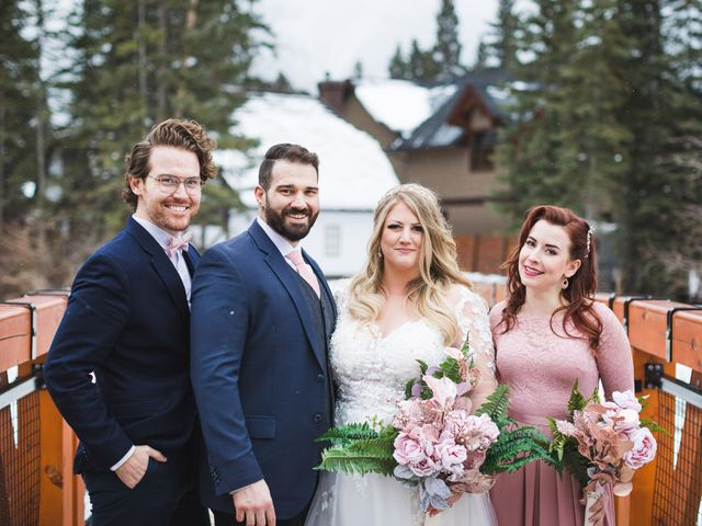 Shawn and Kaley's wedding in Canmore, Alberta 191