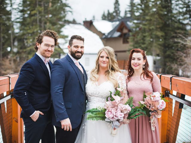 Shawn and Kaley's wedding in Canmore, Alberta 194
