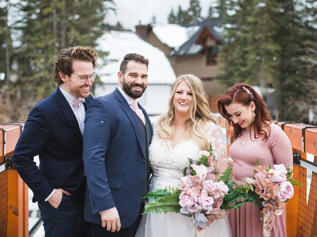 Shawn and Kaley's wedding in Canmore, Alberta 195