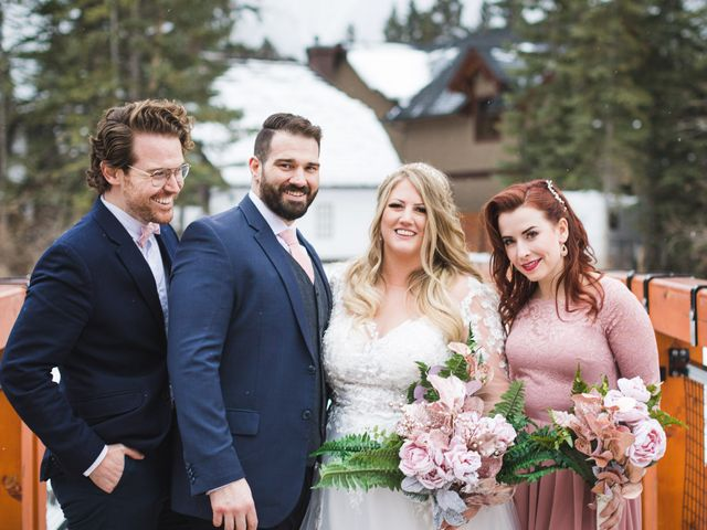 Shawn and Kaley's wedding in Canmore, Alberta 196