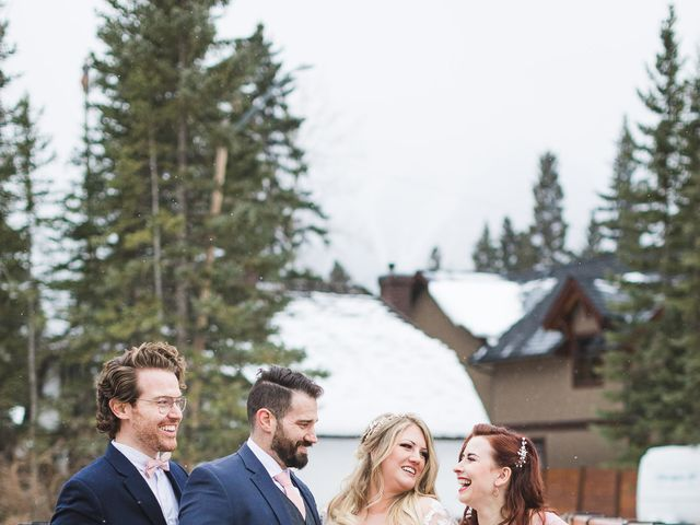 Shawn and Kaley's wedding in Canmore, Alberta 199