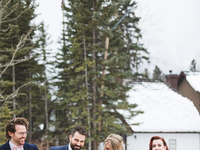 Shawn and Kaley's wedding in Canmore, Alberta 205