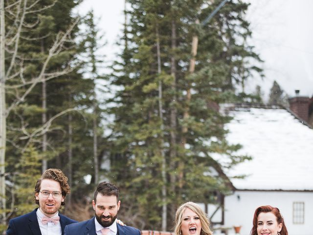 Shawn and Kaley's wedding in Canmore, Alberta 206