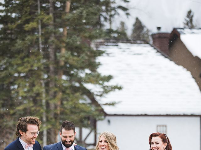 Shawn and Kaley's wedding in Canmore, Alberta 207