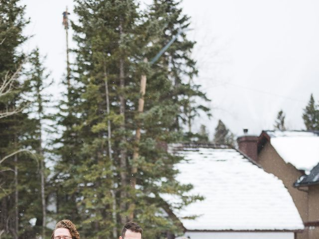 Shawn and Kaley's wedding in Canmore, Alberta 210