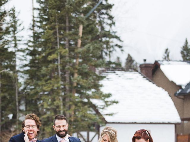 Shawn and Kaley's wedding in Canmore, Alberta 211