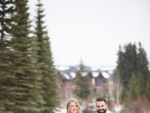 Shawn and Kaley's wedding in Canmore, Alberta 217