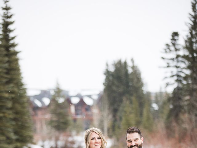 Shawn and Kaley's wedding in Canmore, Alberta 218
