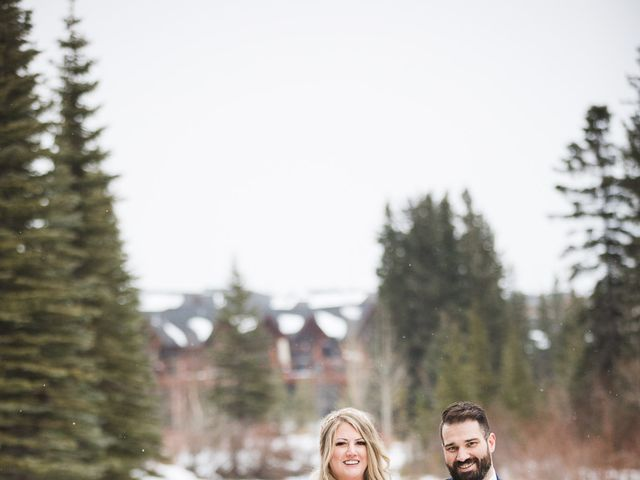 Shawn and Kaley's wedding in Canmore, Alberta 219