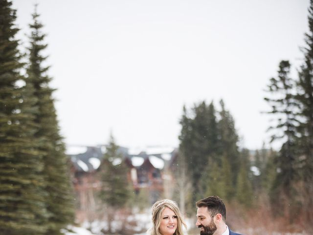 Shawn and Kaley's wedding in Canmore, Alberta 222